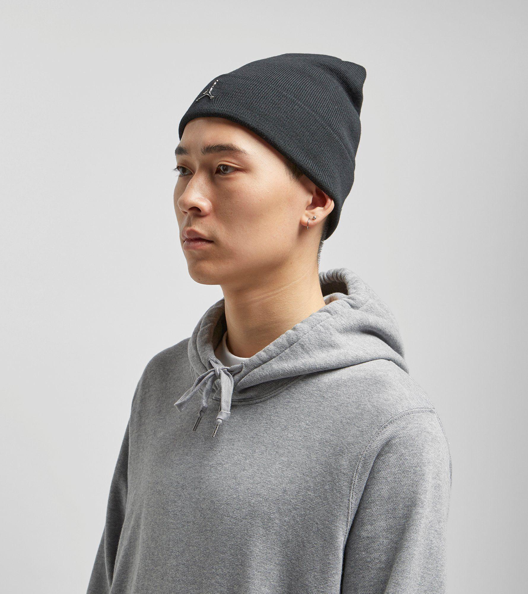 Jordan Metal Beanie Hat