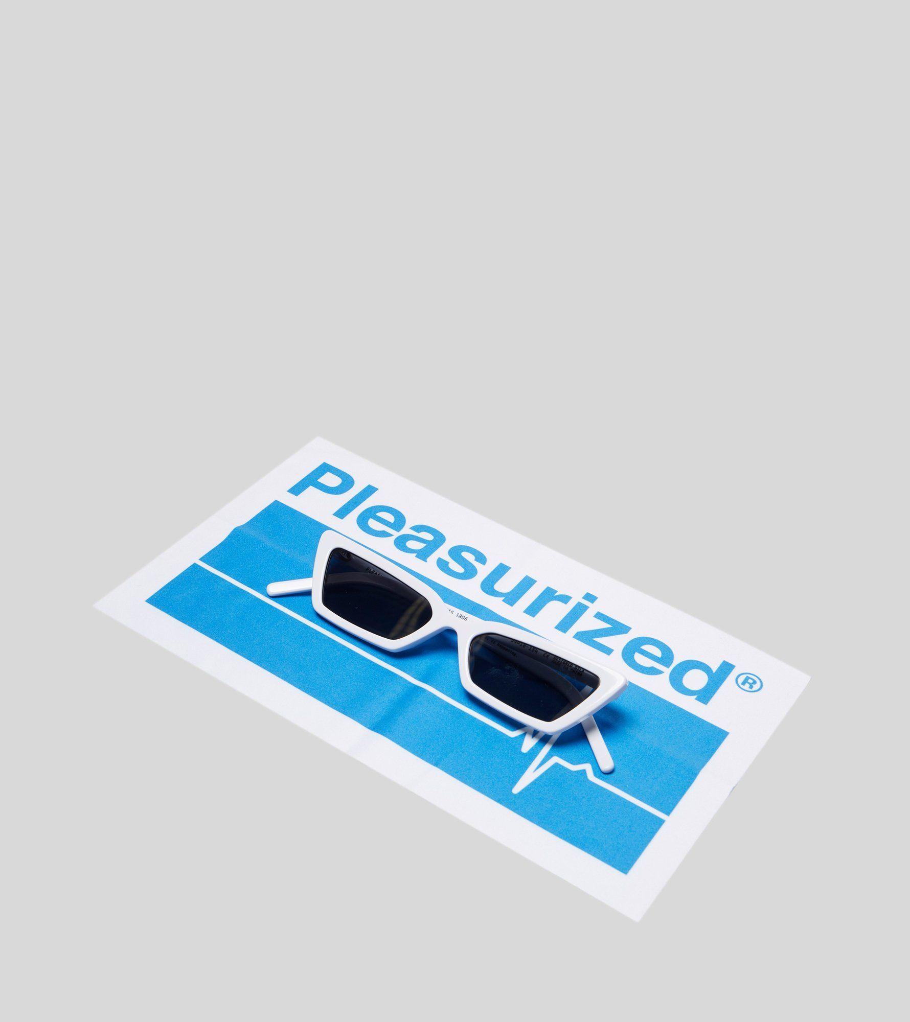 PLEASURES Nemesis Sunglasses