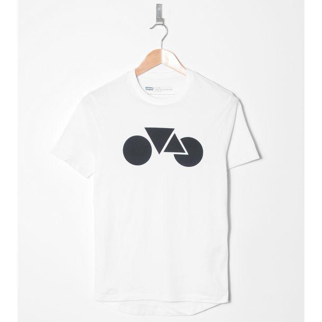 Levis Commuter Bike T-Shirt