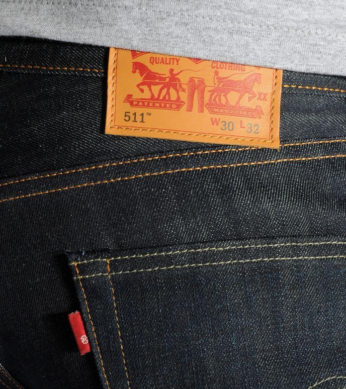 Levis Bob 511 Slim Rigid Jeans - Reg