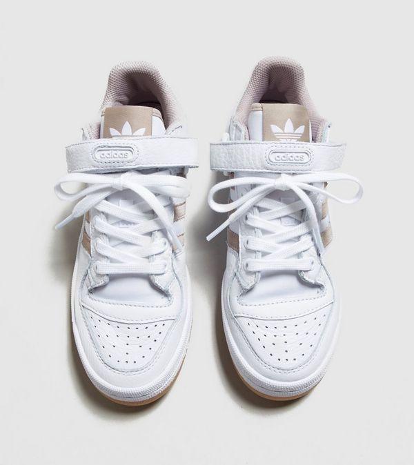 new concept ac266 1a1e7 adidas Originals Forum Low Womens