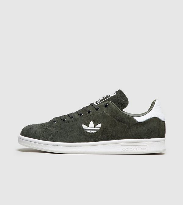 d3636ab797057 adidas Originals Stan Smith Mini Suede