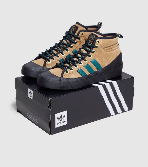 more photos 0b7d2 6ca96 adidas Originals Matchcourt High Rx3