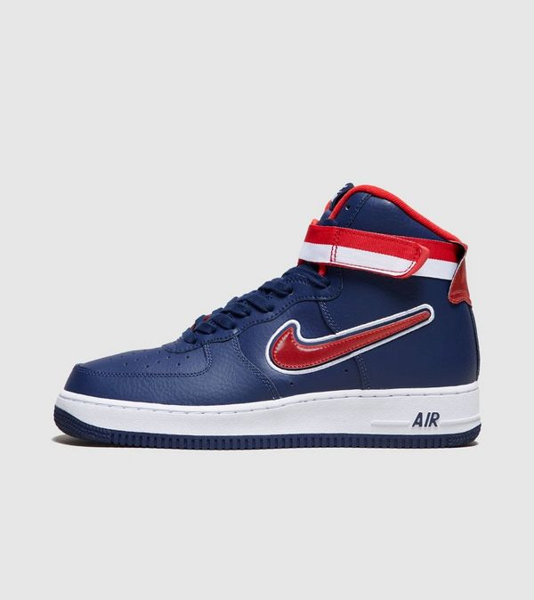 the best attitude 32437 896c7 Nike Air Force 1 High NBA