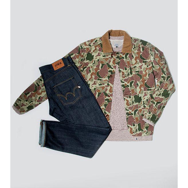 Edwin Road Jacket