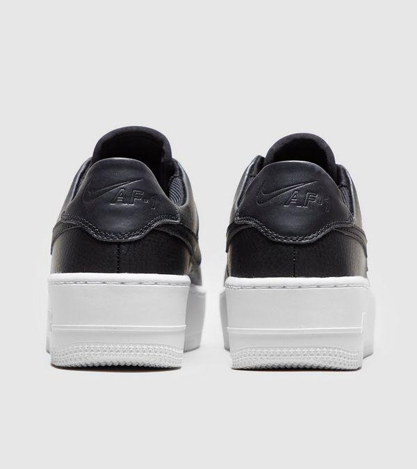sports shoes 3da00 0671a Nike Air Force 1 Sage Low Womens