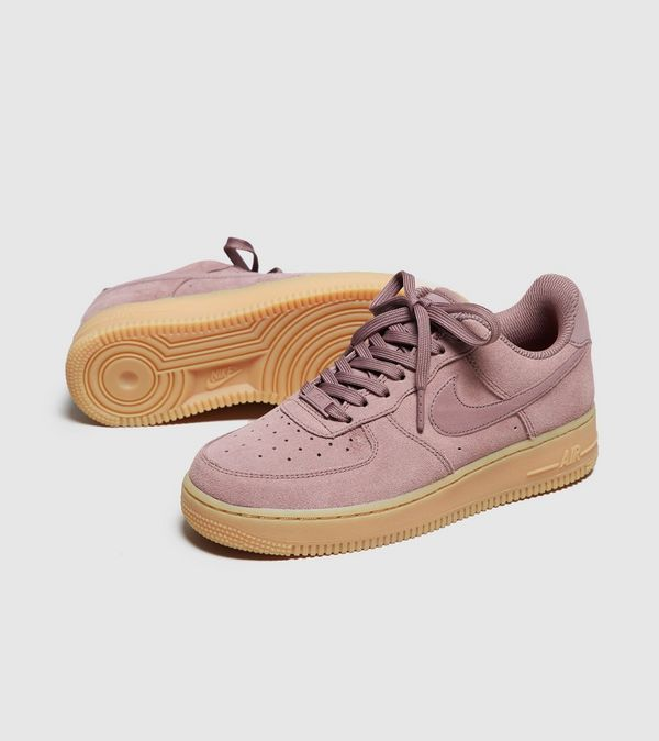 finest selection c407a f5d90 Nike Air Force 1 07 SE Suede Til Kvinder