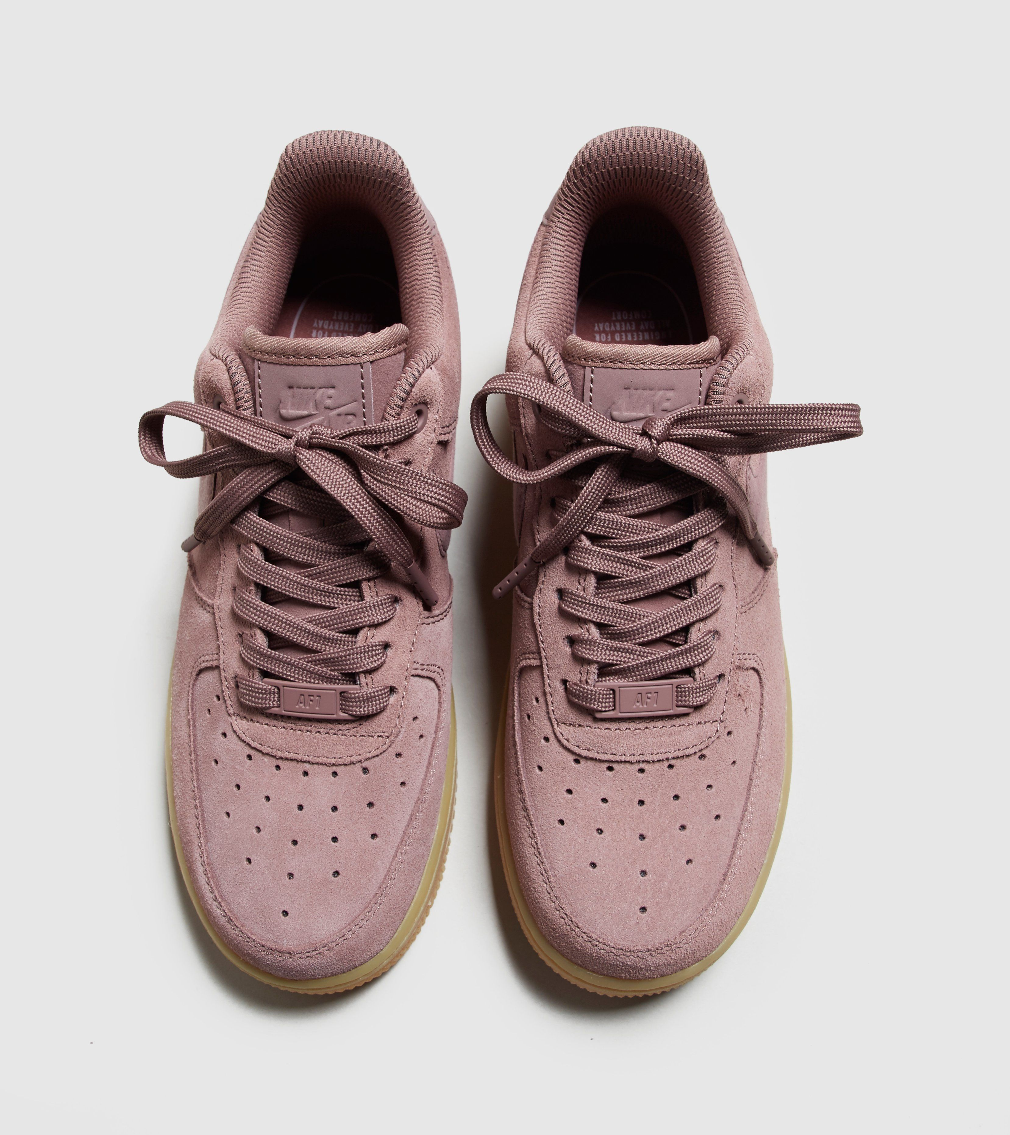 Nike Air Force 1 '07 SE Suede Women's