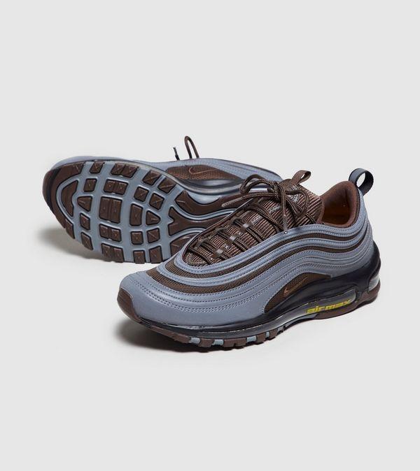 Dame Nike Air Max 97 PRM Premium Snakeskin Sort Hvid 917646 001