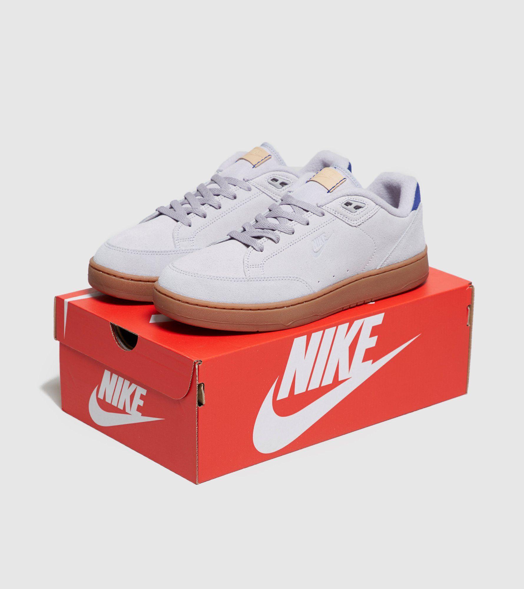 Nike Grandstand II Suede