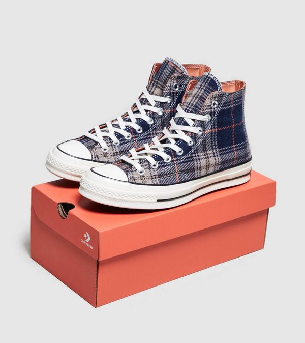 d591b20051ee france converse chuck taylor all star 70s high plaid 99222 f538c