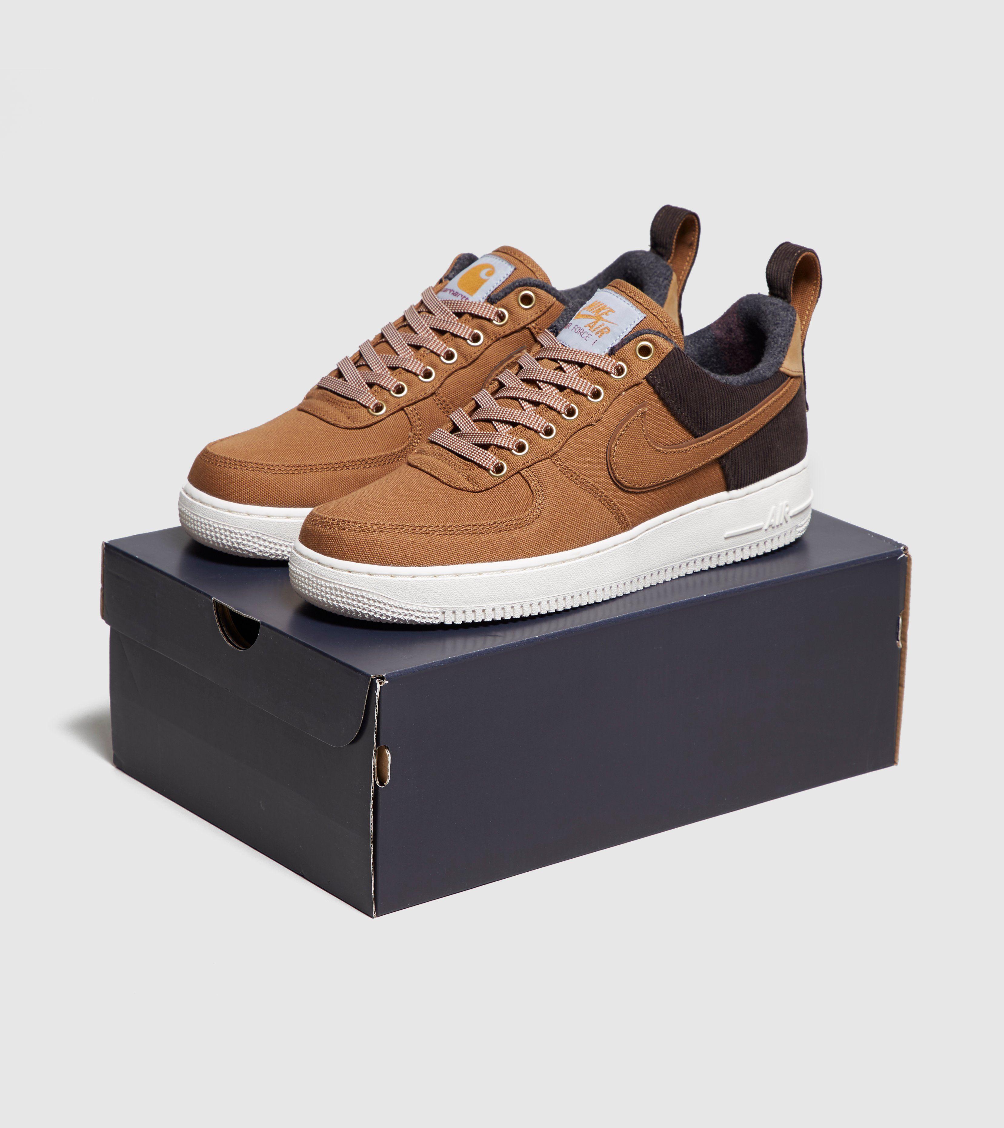 Nike x Carhartt WIP Air Force 1'07 Premium Low