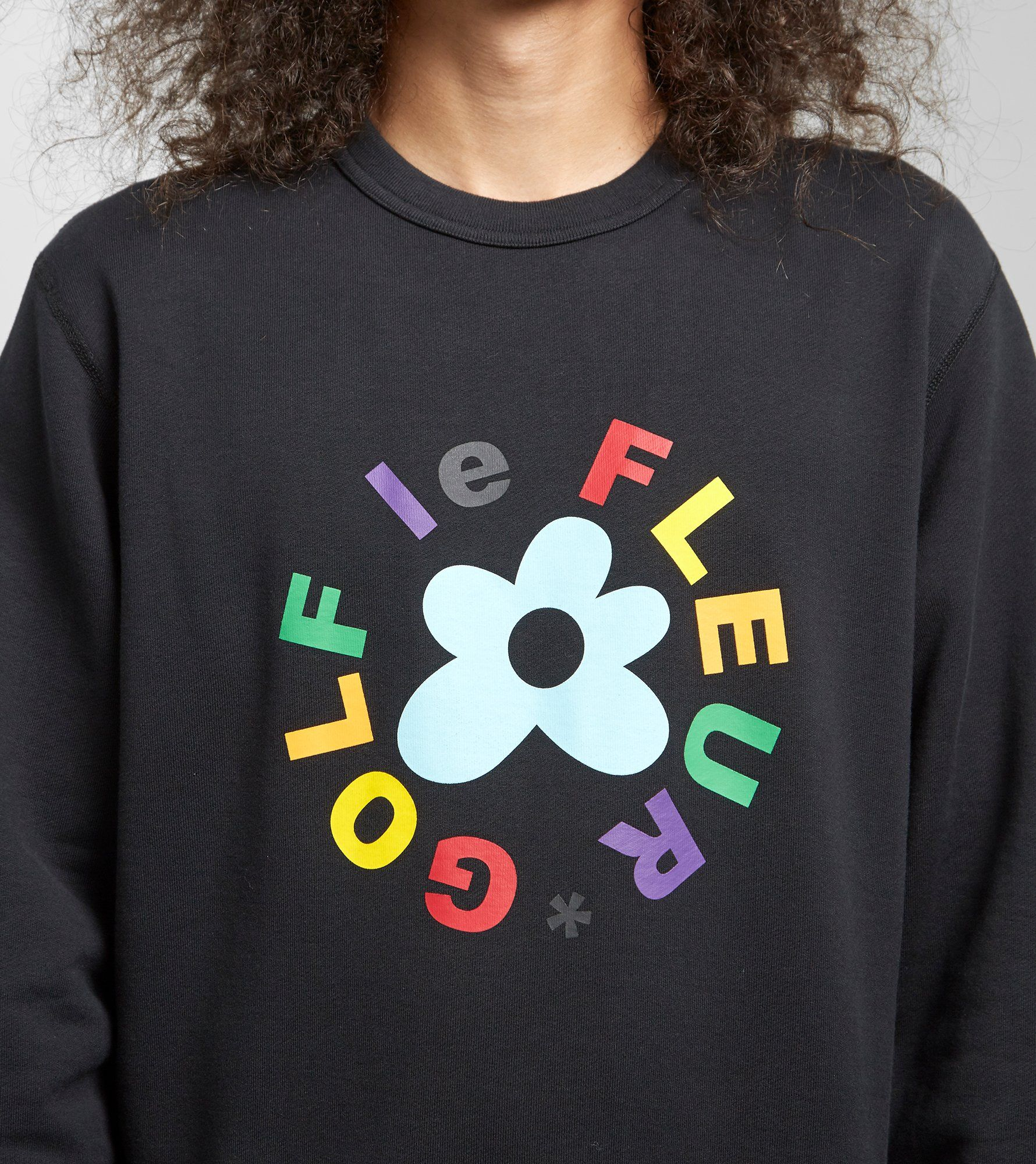 Converse x Tyler Golf Le Fleur Crew Sweatshirt