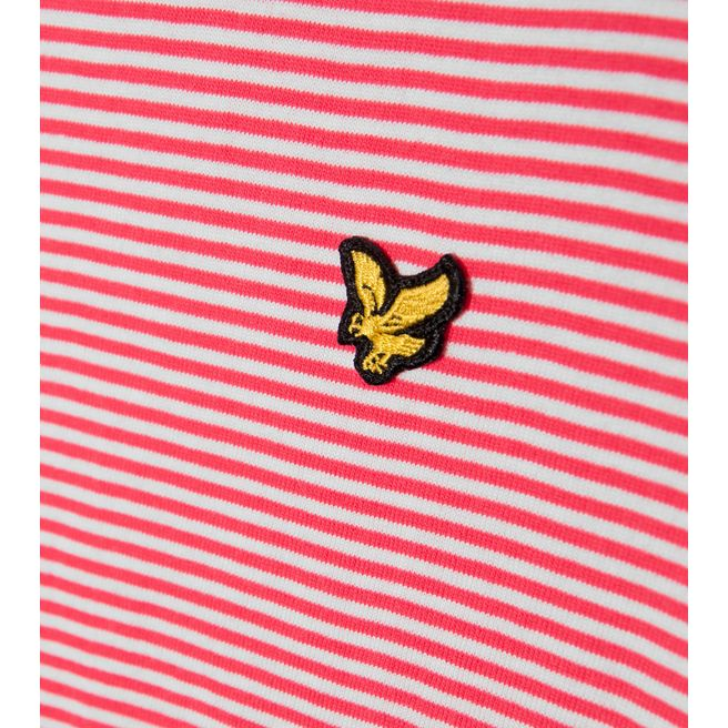 Lyle & Scott Fine Stripe T-Shirt