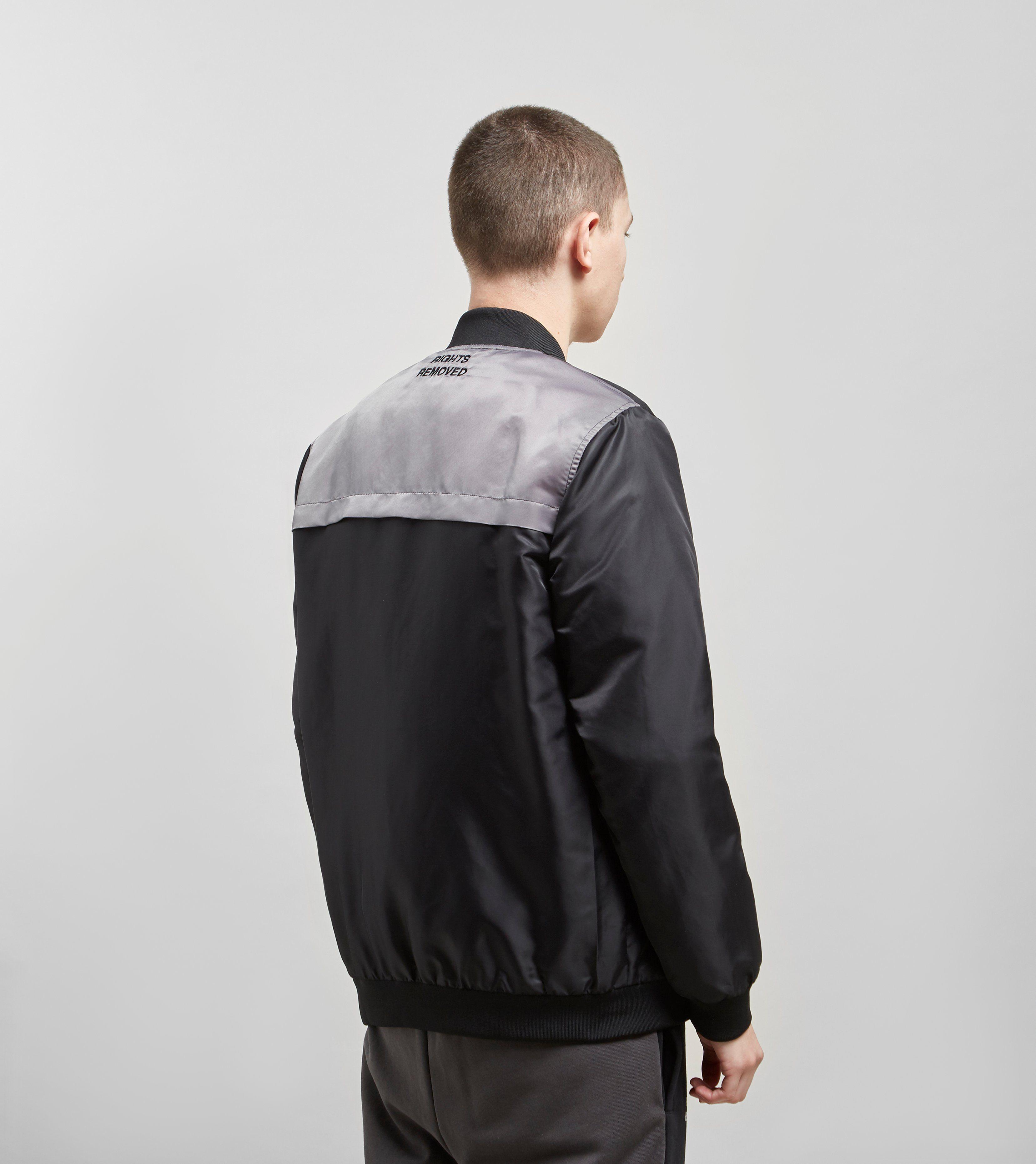 Hoodlab Prison Bomber Jacket