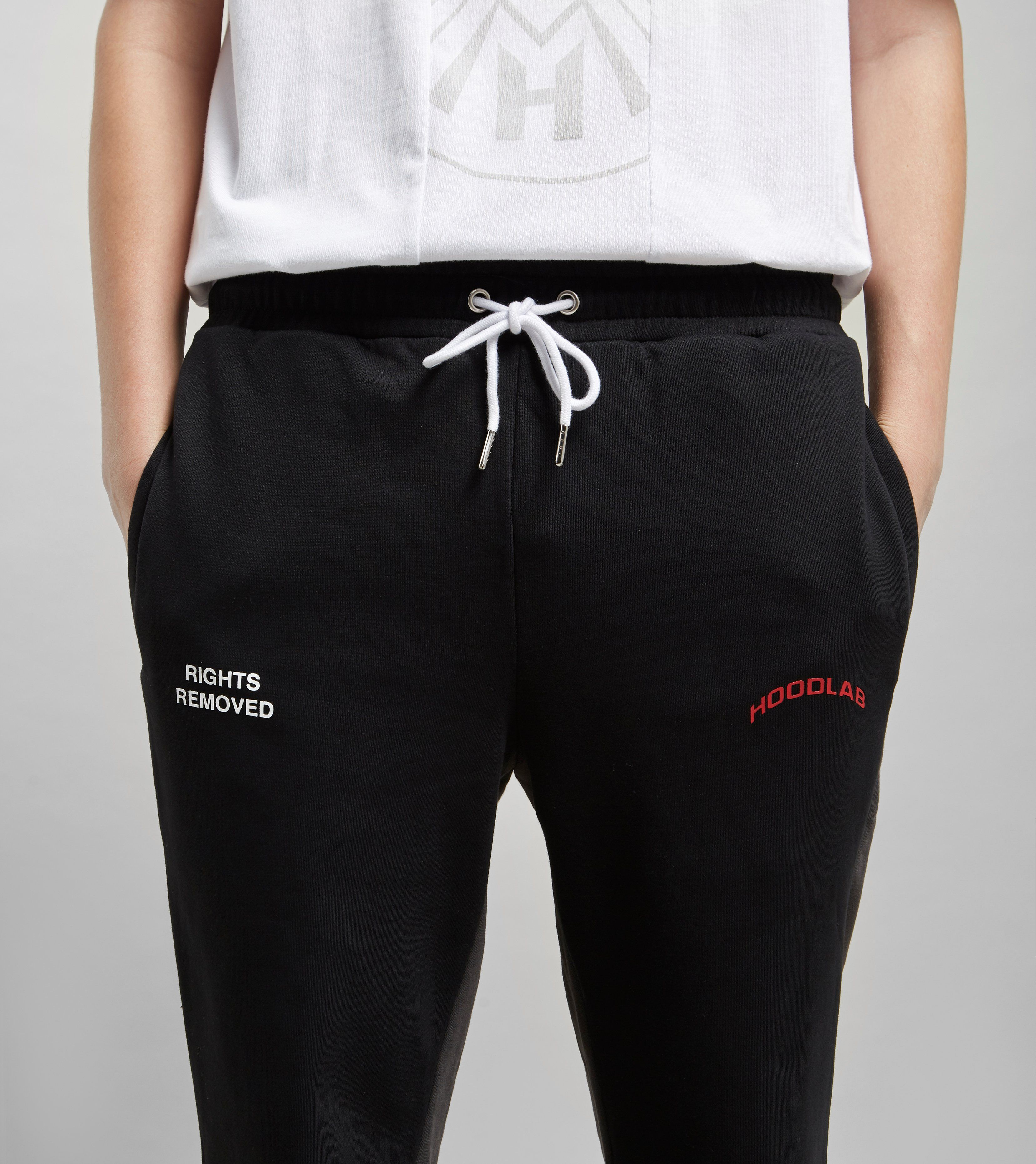 Hoodlab Removed Track Pants