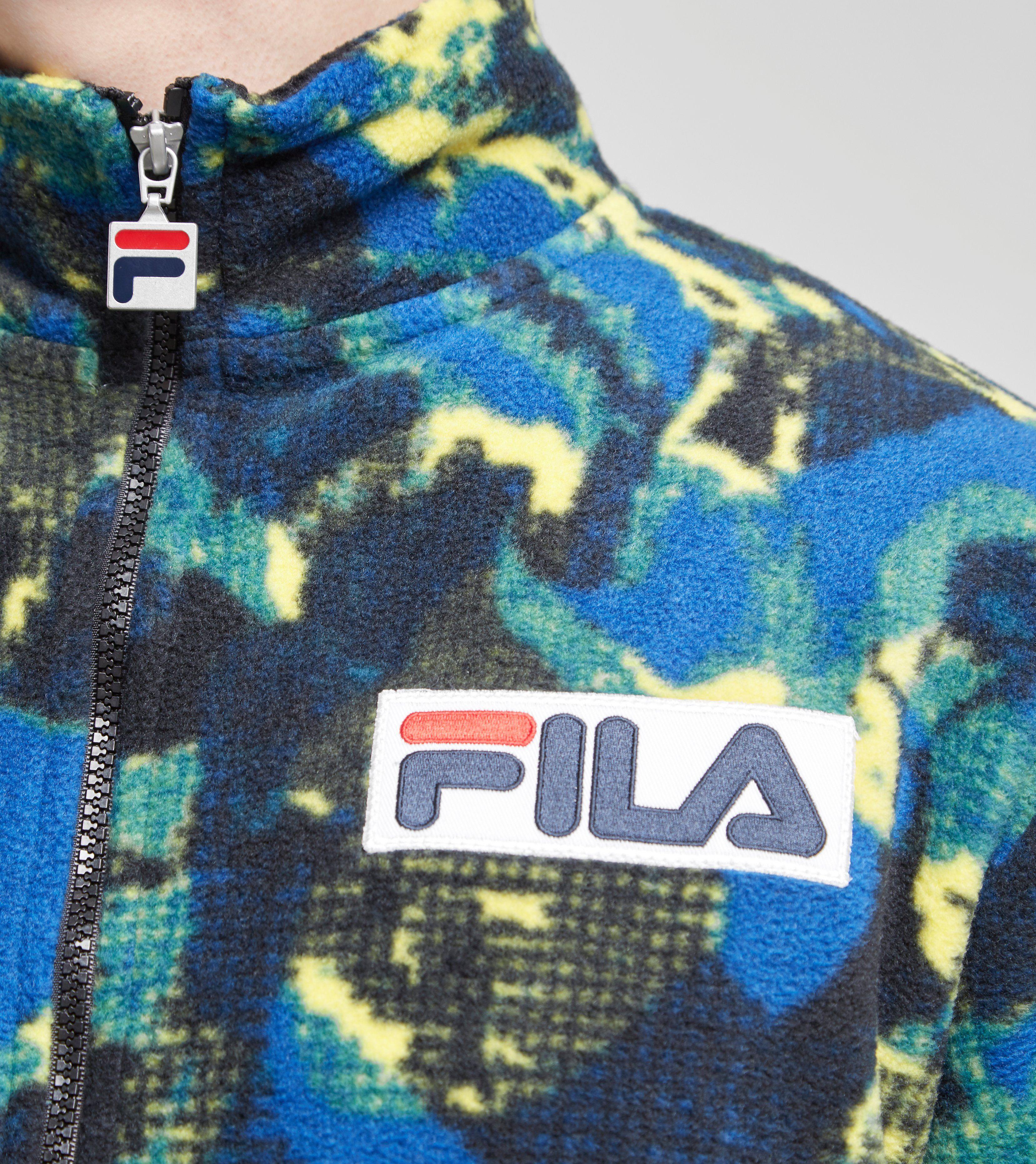 Fila Polsa Print Fleece