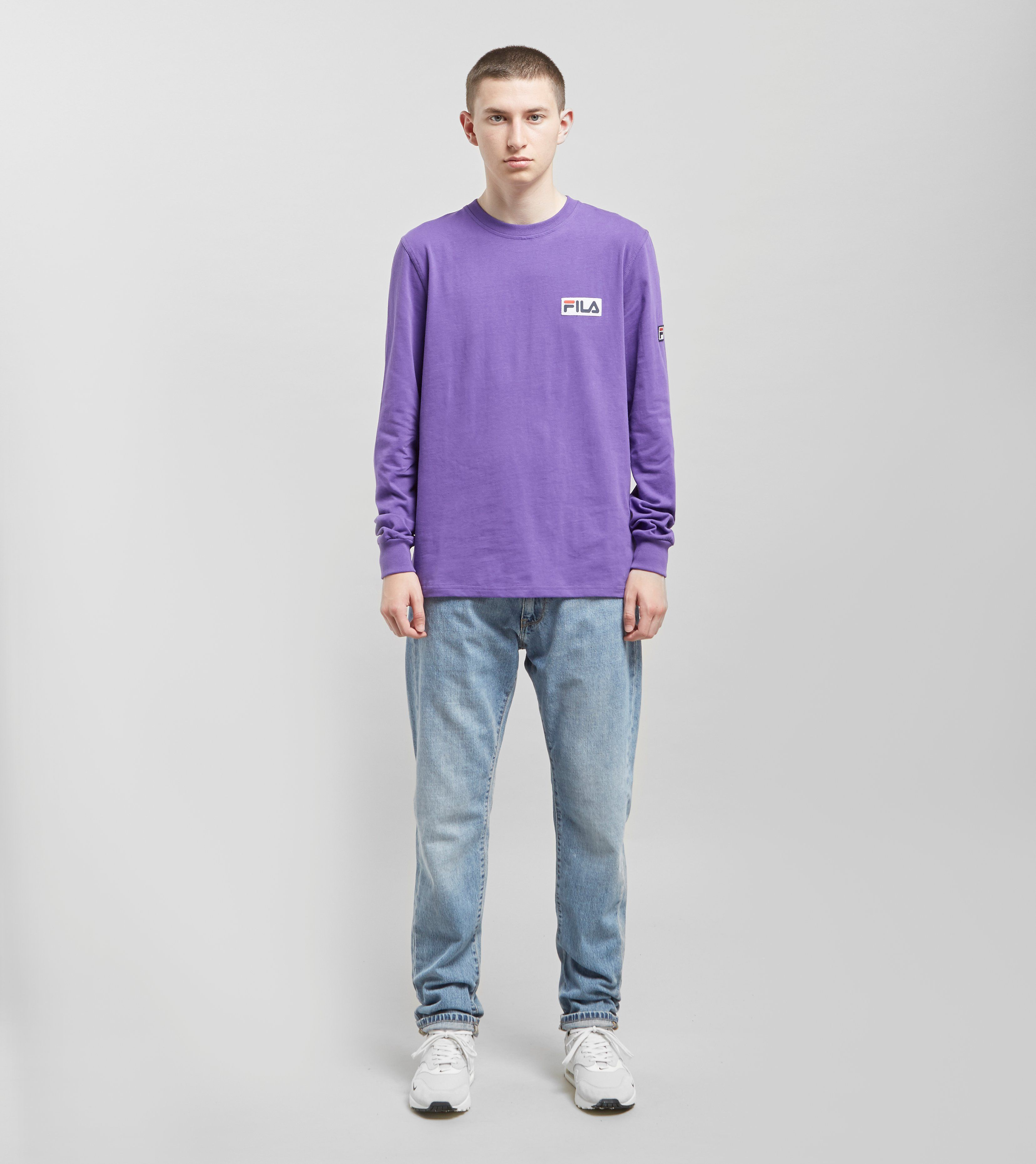 Fila Long Sleeved Viso T-Shirt - size? Exclusive