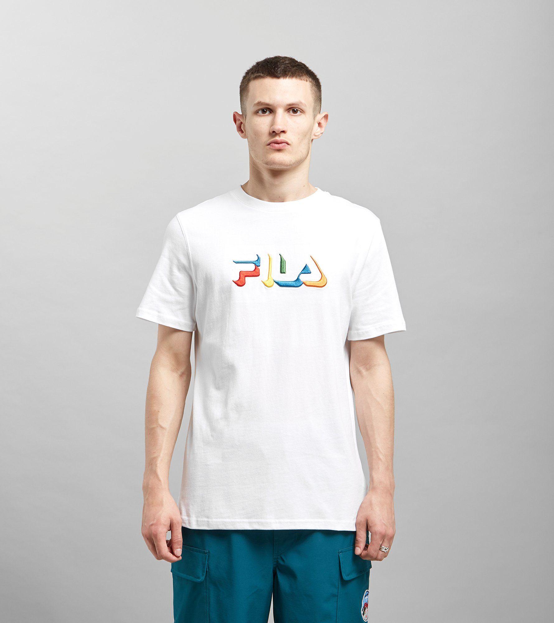 Fila Etna Short Sleeve T-Shirt