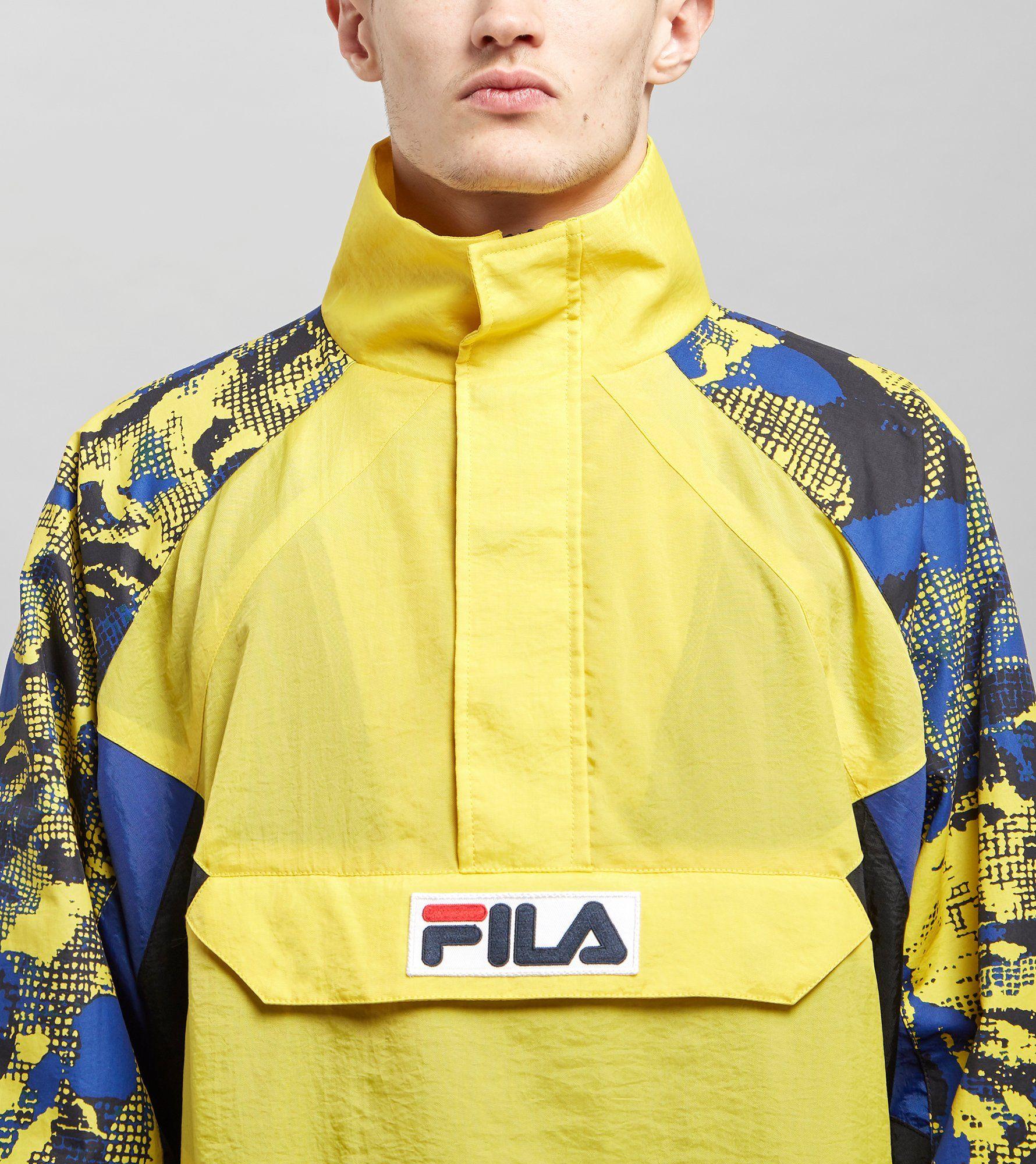 Fila Kronplatz Pullover Jacket