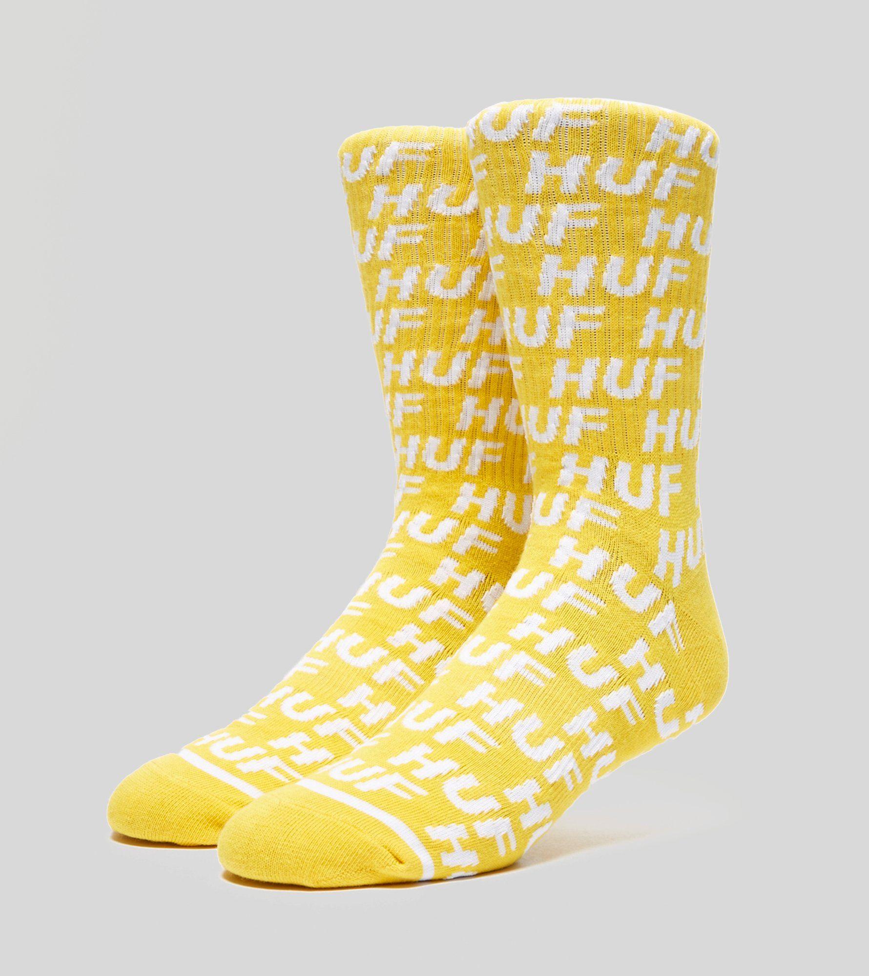 HUF Transit Sock