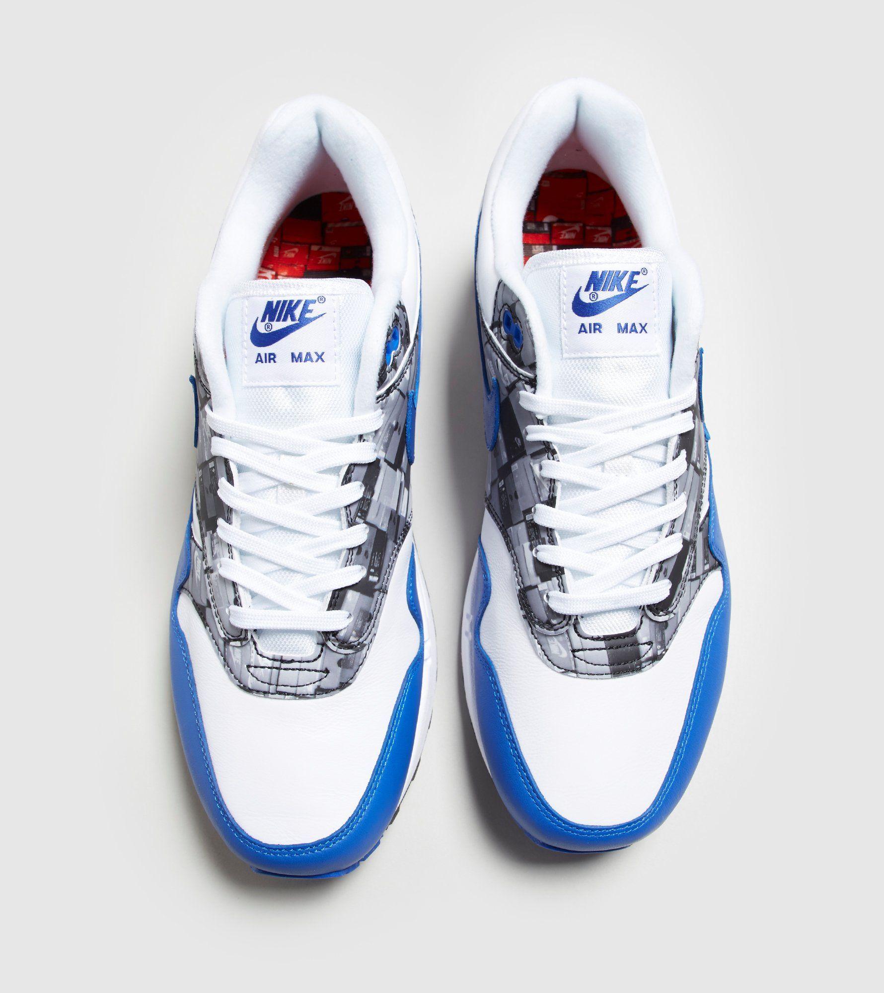 Nike x atmos Air Max 1 'Print'