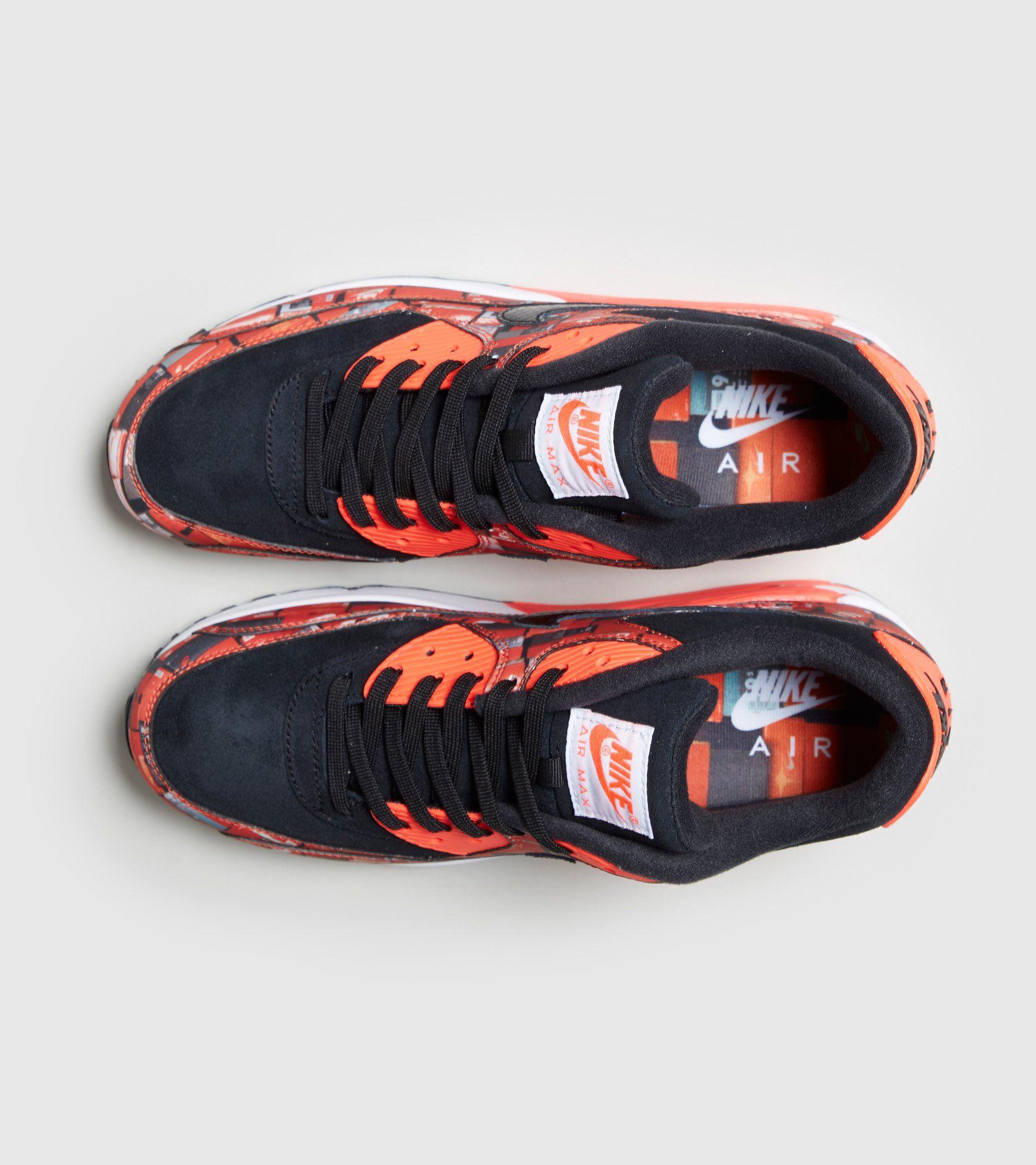 Nike x atmos Air Max 90 'Print'