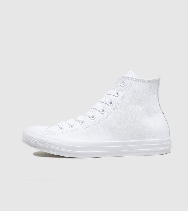 Converse All Star Hi Leather Mono  ad42ad7f7