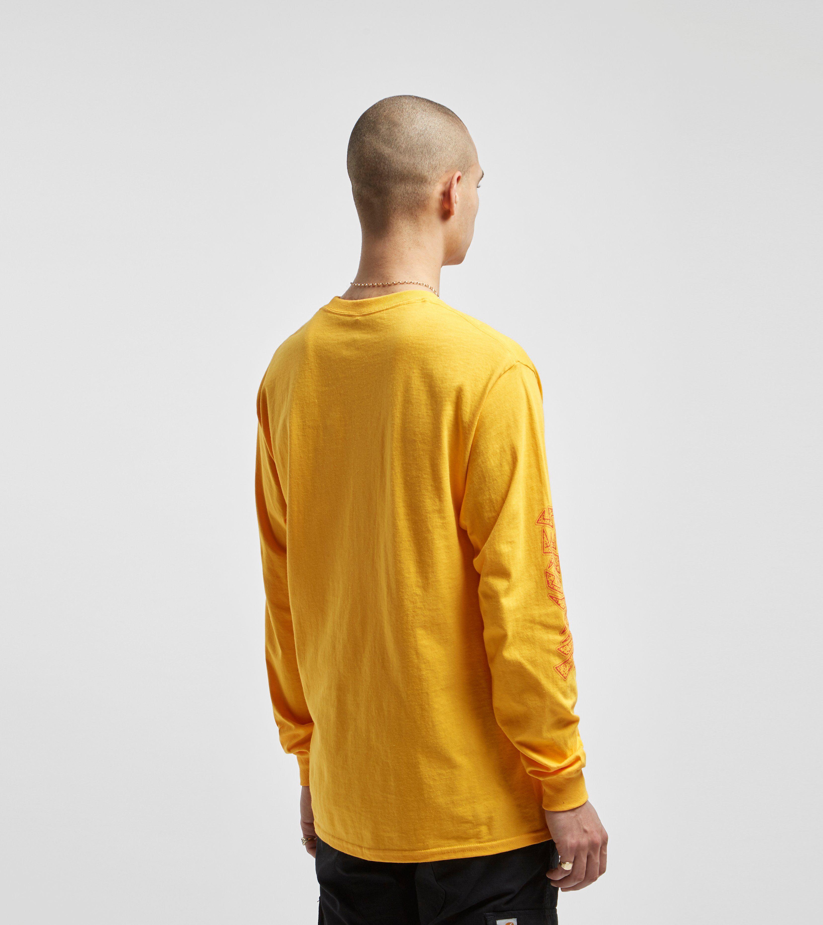 Jungles Jungles Word Logo Long Sleeve T-Shirt