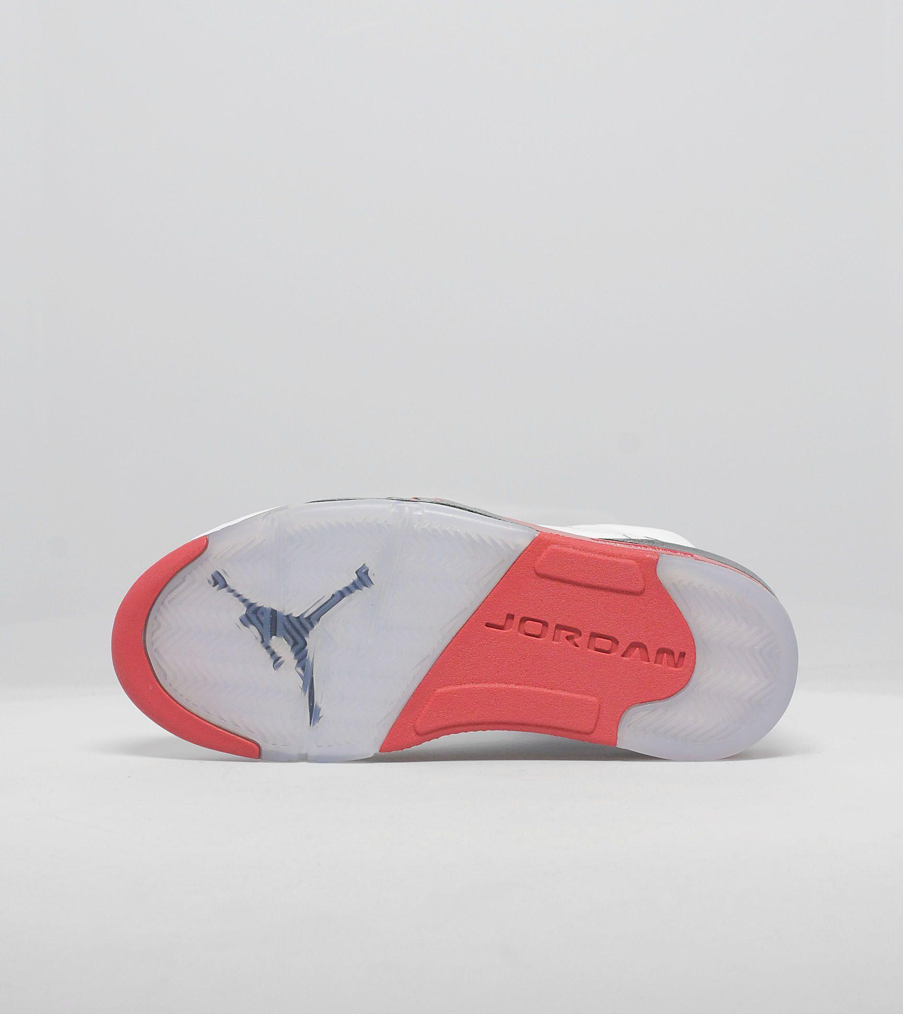 Jordan V 'Fire Red'