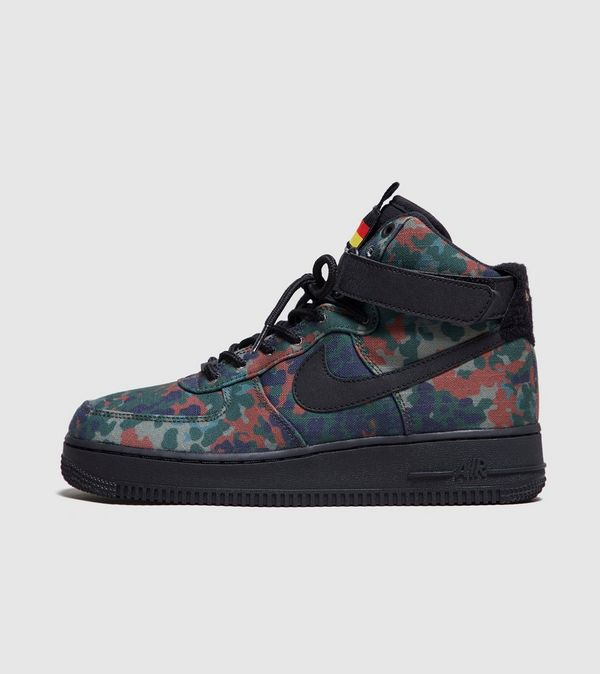 newest 487dd 95753 Nike Air Force 1 High Camo Pack Germany Dam