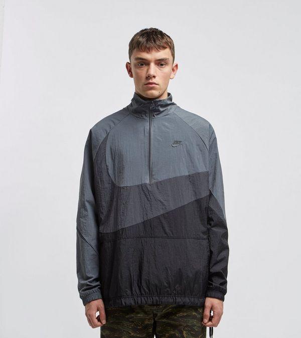 5aa5ccc7279a Nike Sportswear Swoosh Half-Zip Jacket