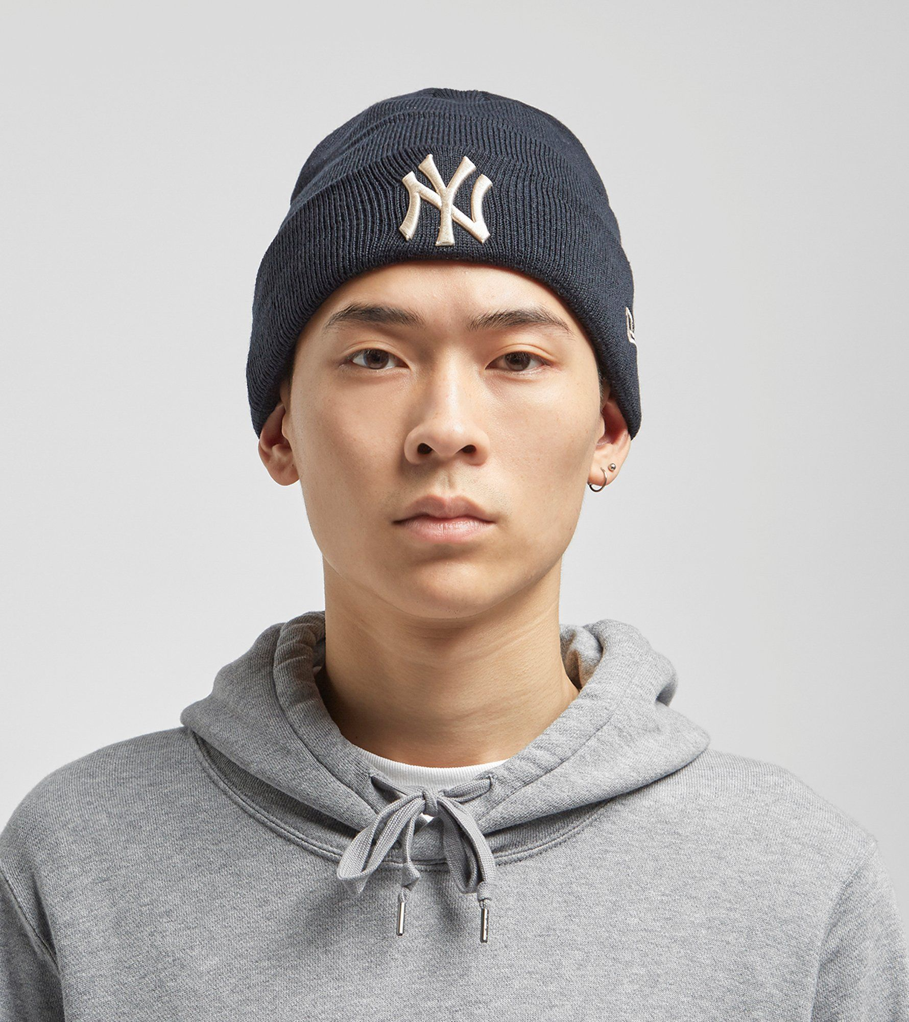 New Era MLB New York Yankees Beanie