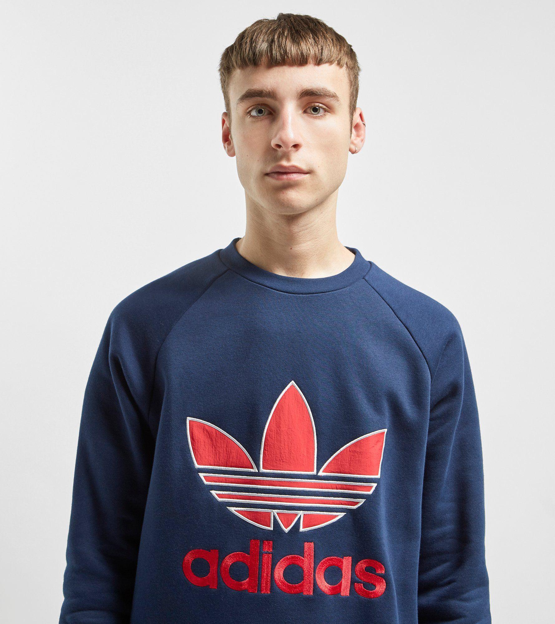 adidas Originals Sportivo Crew Sweatshirt