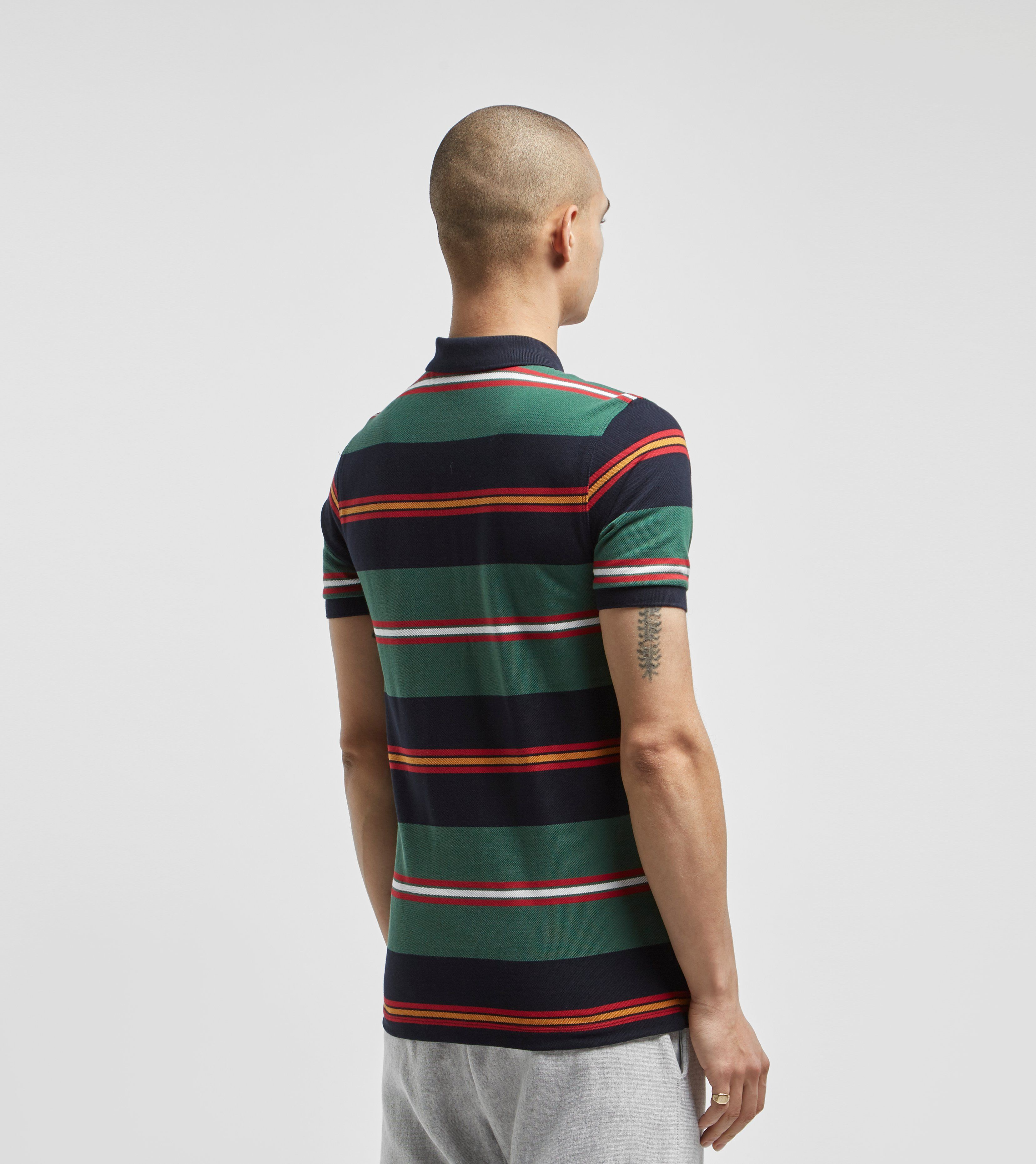 Fred Perry Contrast Stripe Polo