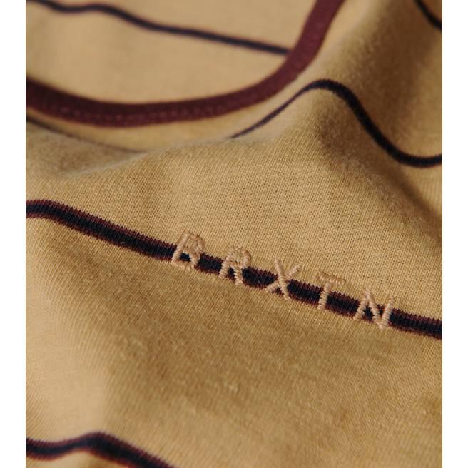Brixton Abram Stripe Vest