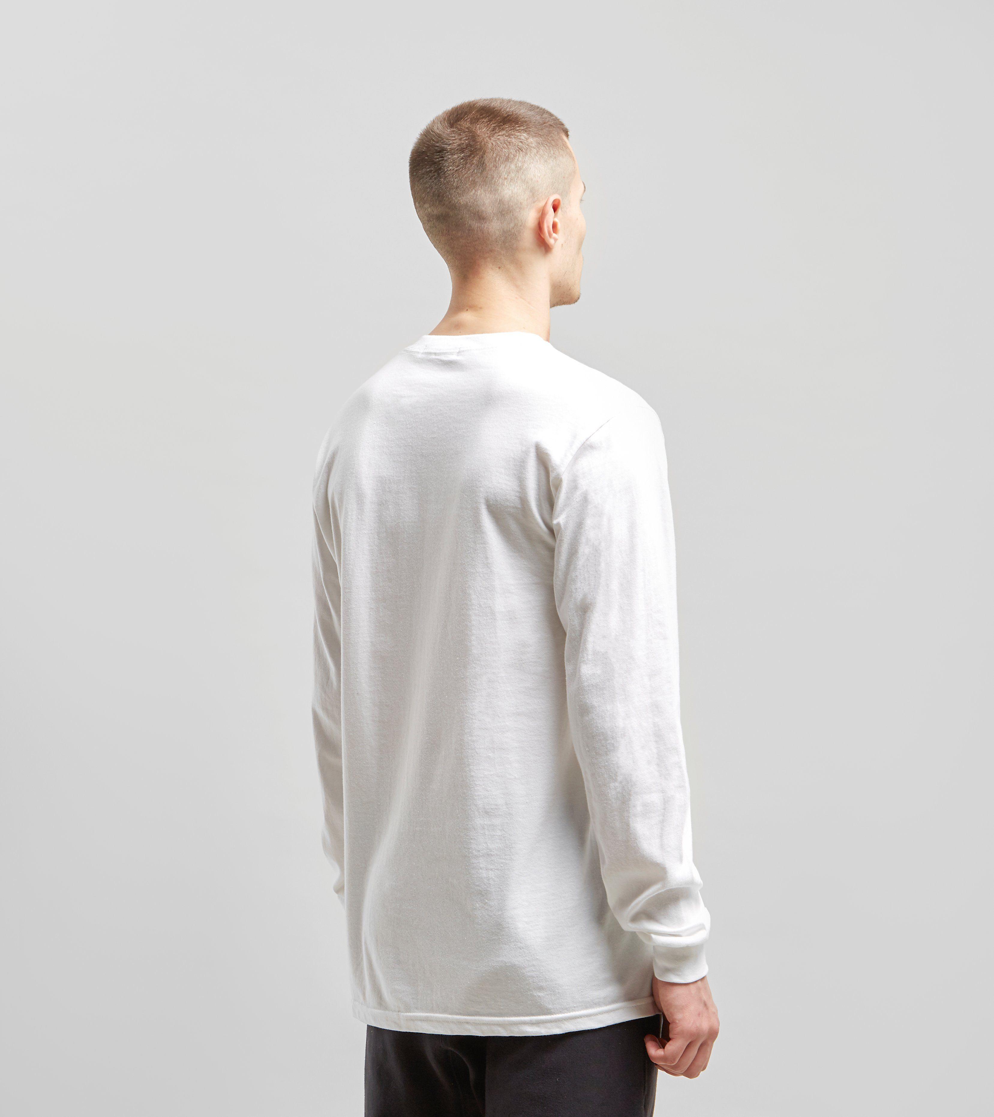 Tonal Cyrillic Long Sleeve T-Shirt