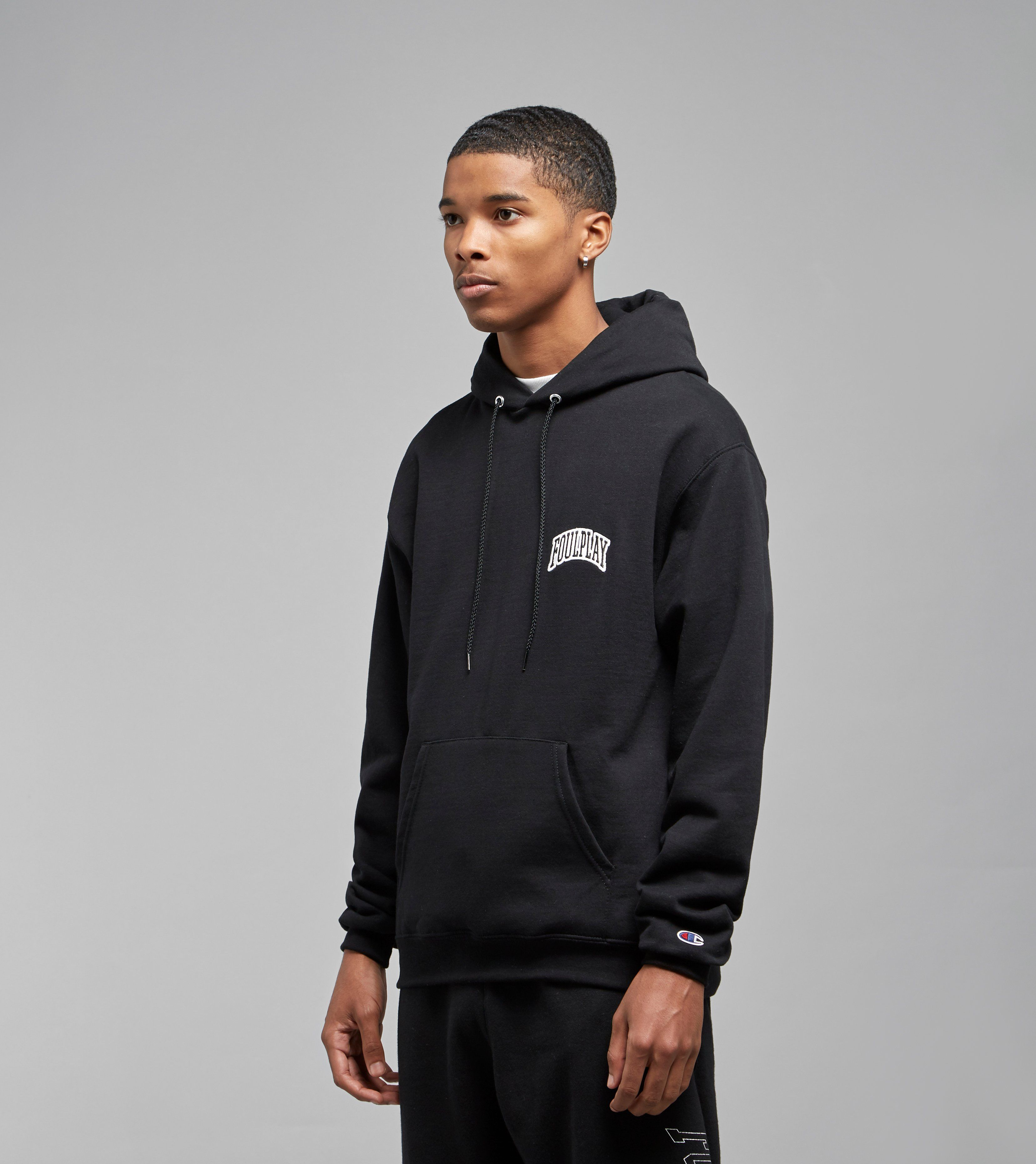 Foulplay Mini Logo Hoody
