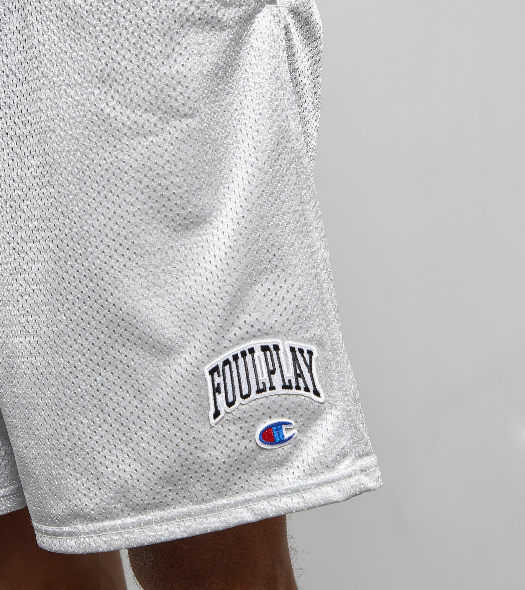 Foulplay Mini Logo Shorts