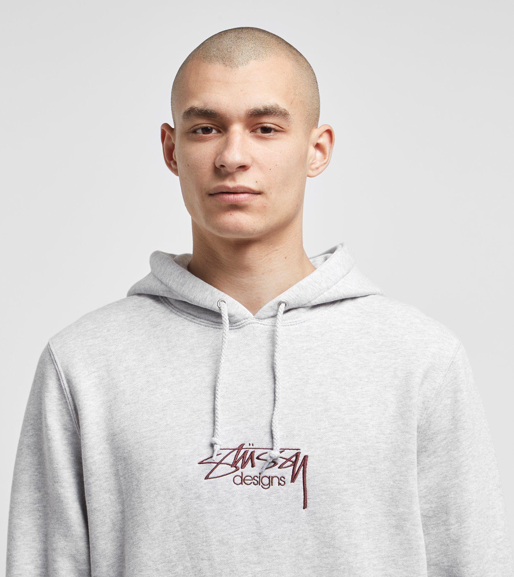 Stussy Design Applique Hoody