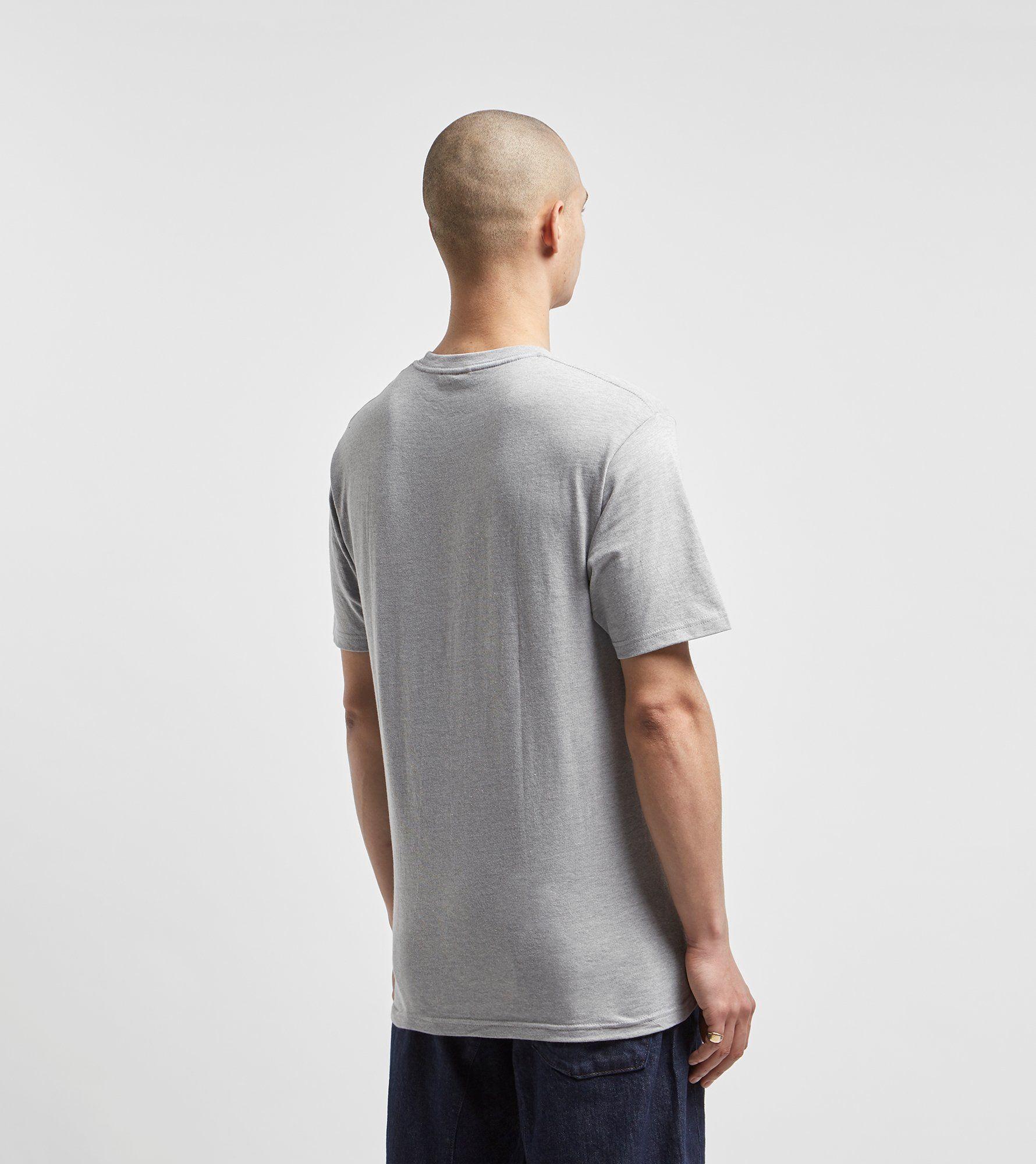 Stussy Leone Logo Short Sleeve T-Shirt