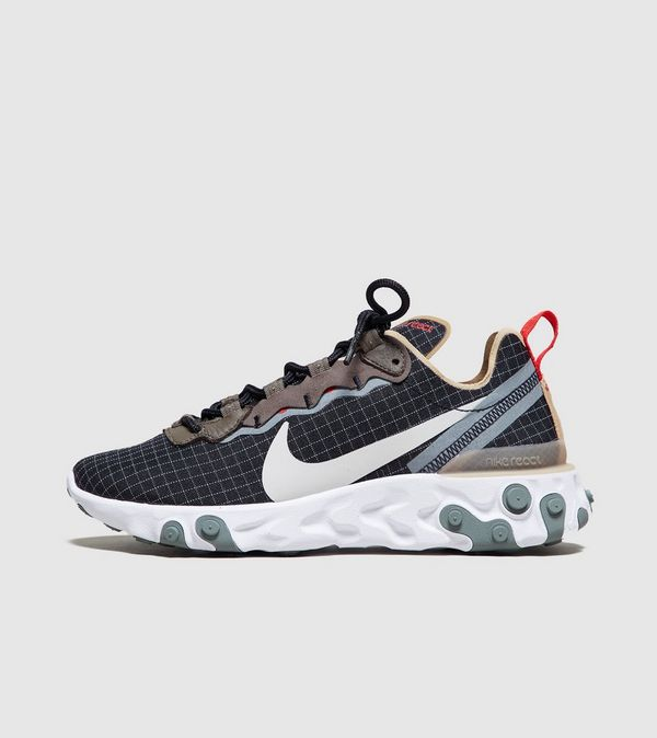 huge discount e308b ff70b Nike React Element 55 - size Exclusive Womens  Size
