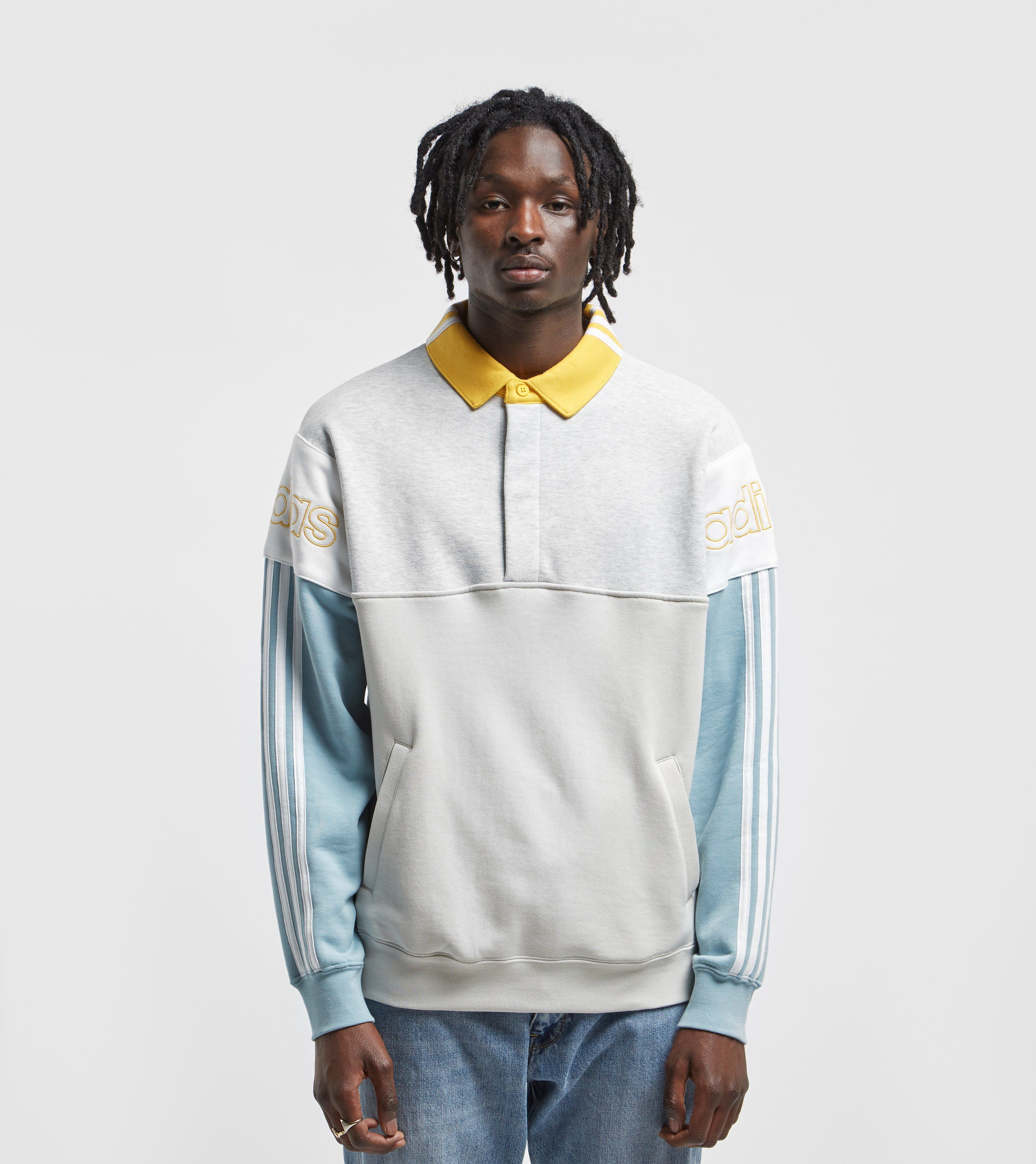 Adidas Originals Rugby Sweatshirt by Adidas Originals