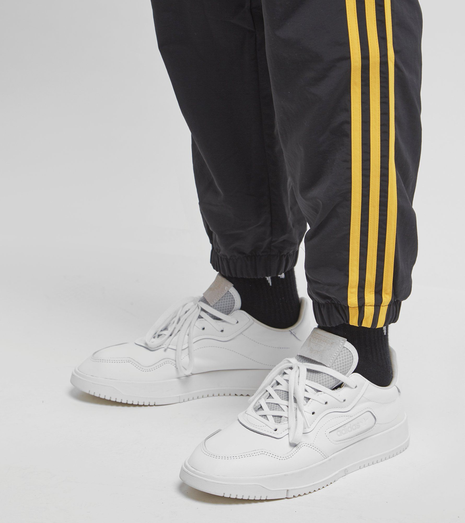 adidas Originals Tourney Warm-Up Woven 3-Stripe Track Pants