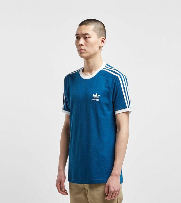 1ef94565316 adidas Originals 3-Stripes California Short Sleeve T-Shirt