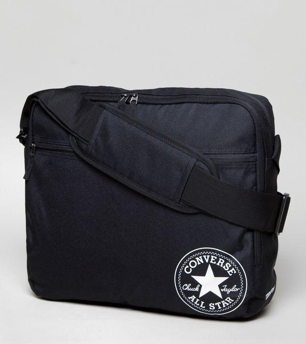 89c324fda6b Converse Reporter Messenger Bag   Size