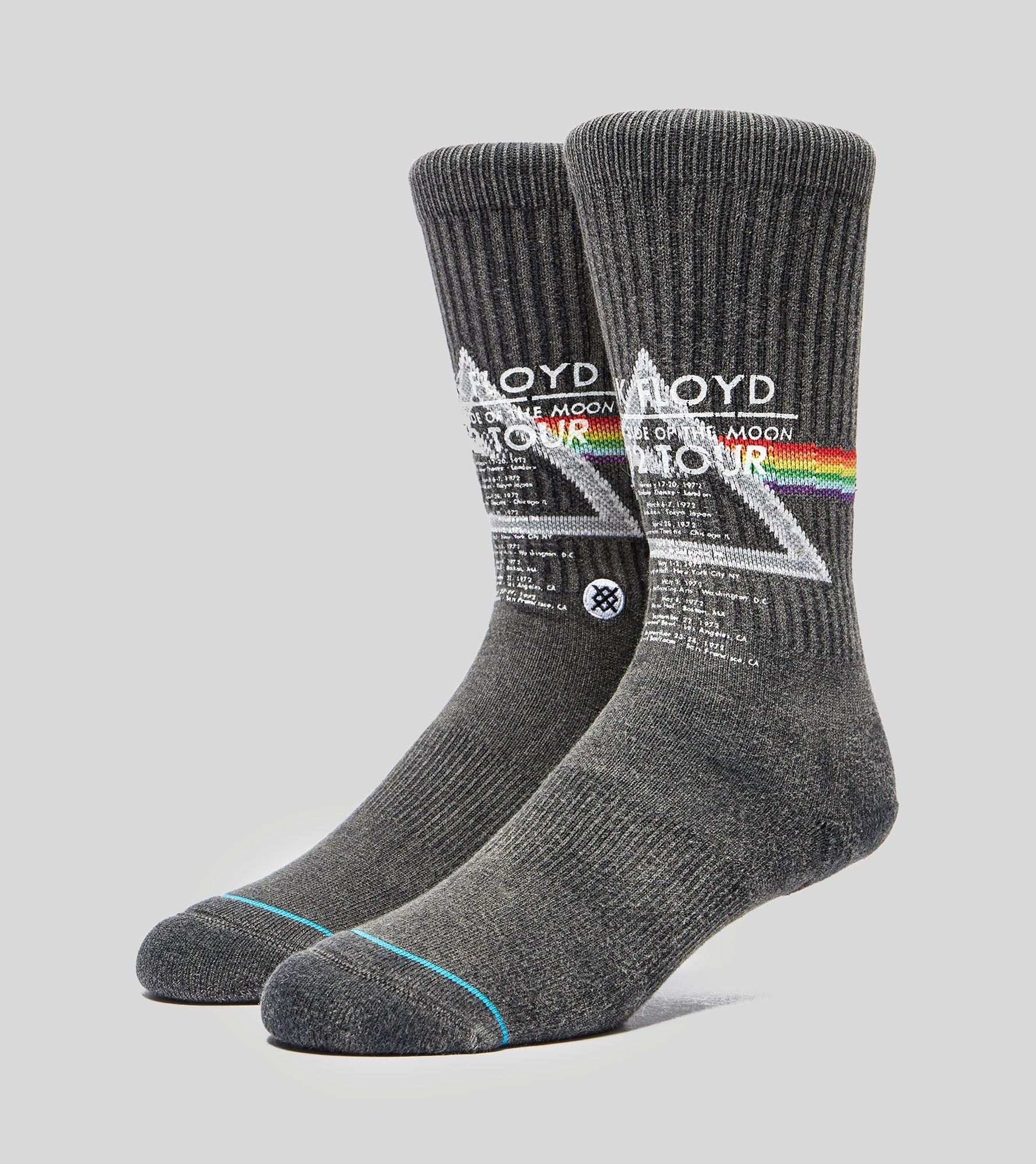 Stance Pink Floyd 1972 Tour Sock