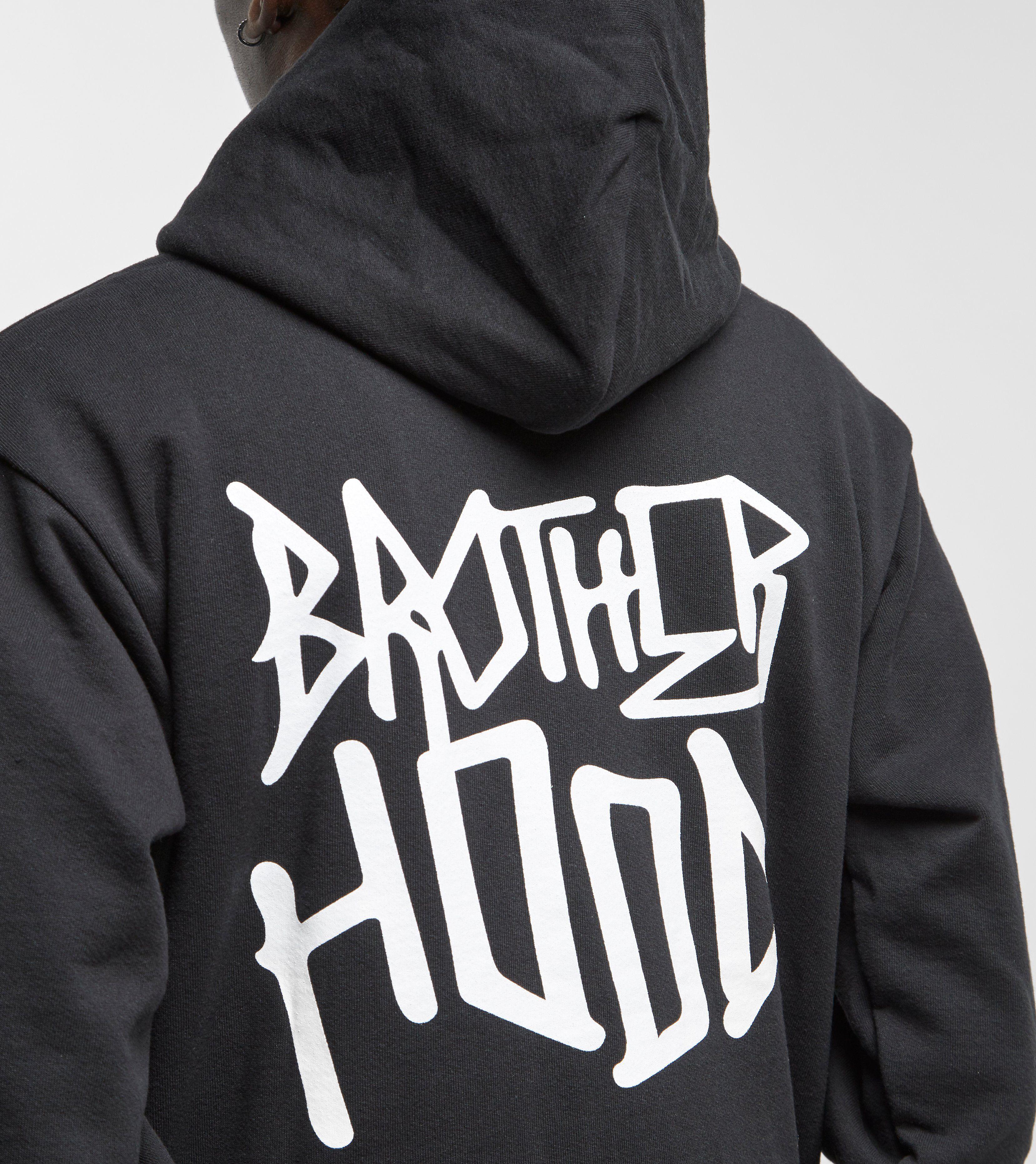 Brotherhood Icon Stack Hoody