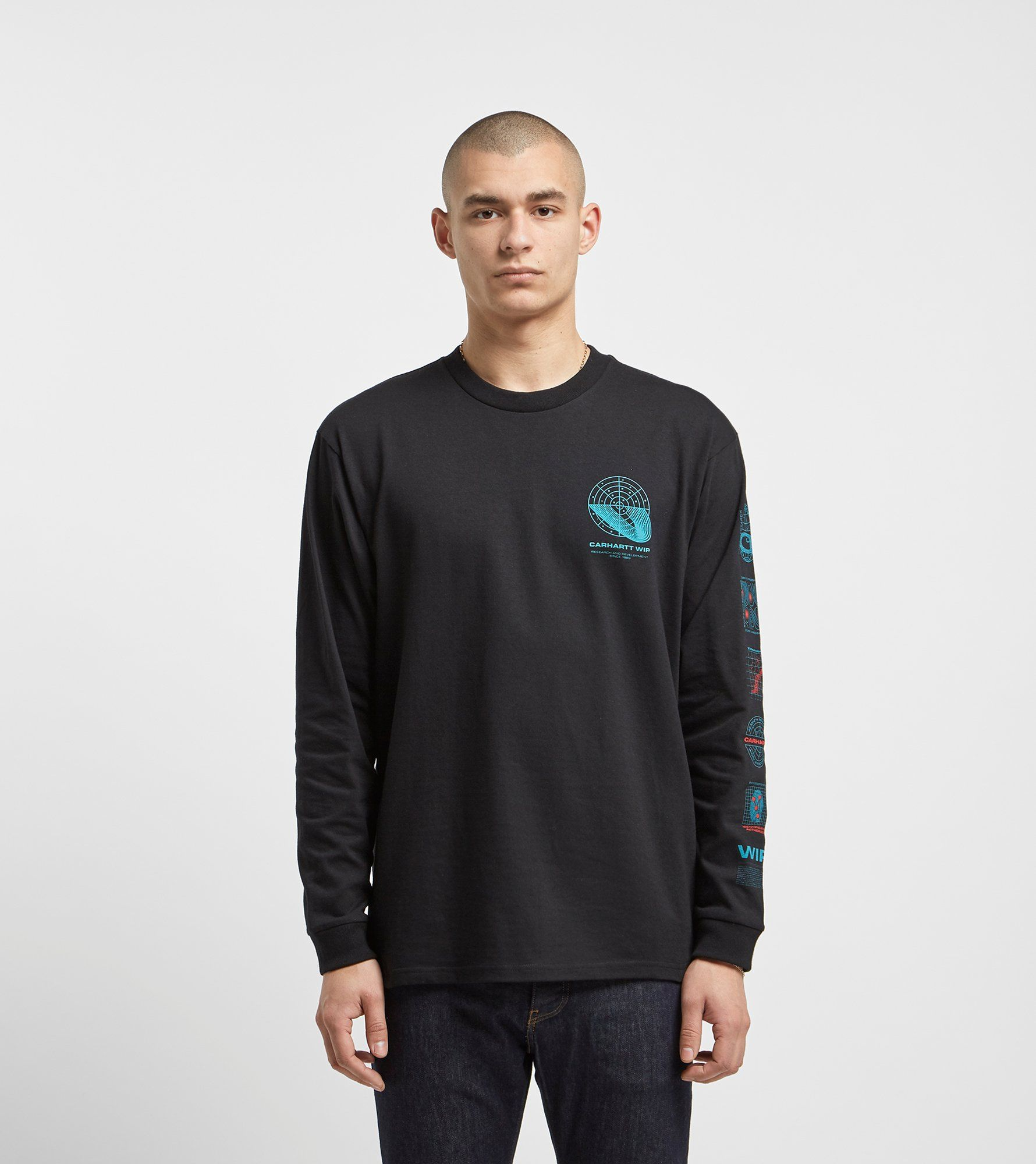 Carhartt WIP Future Romance Long Sleeve T-Shirt