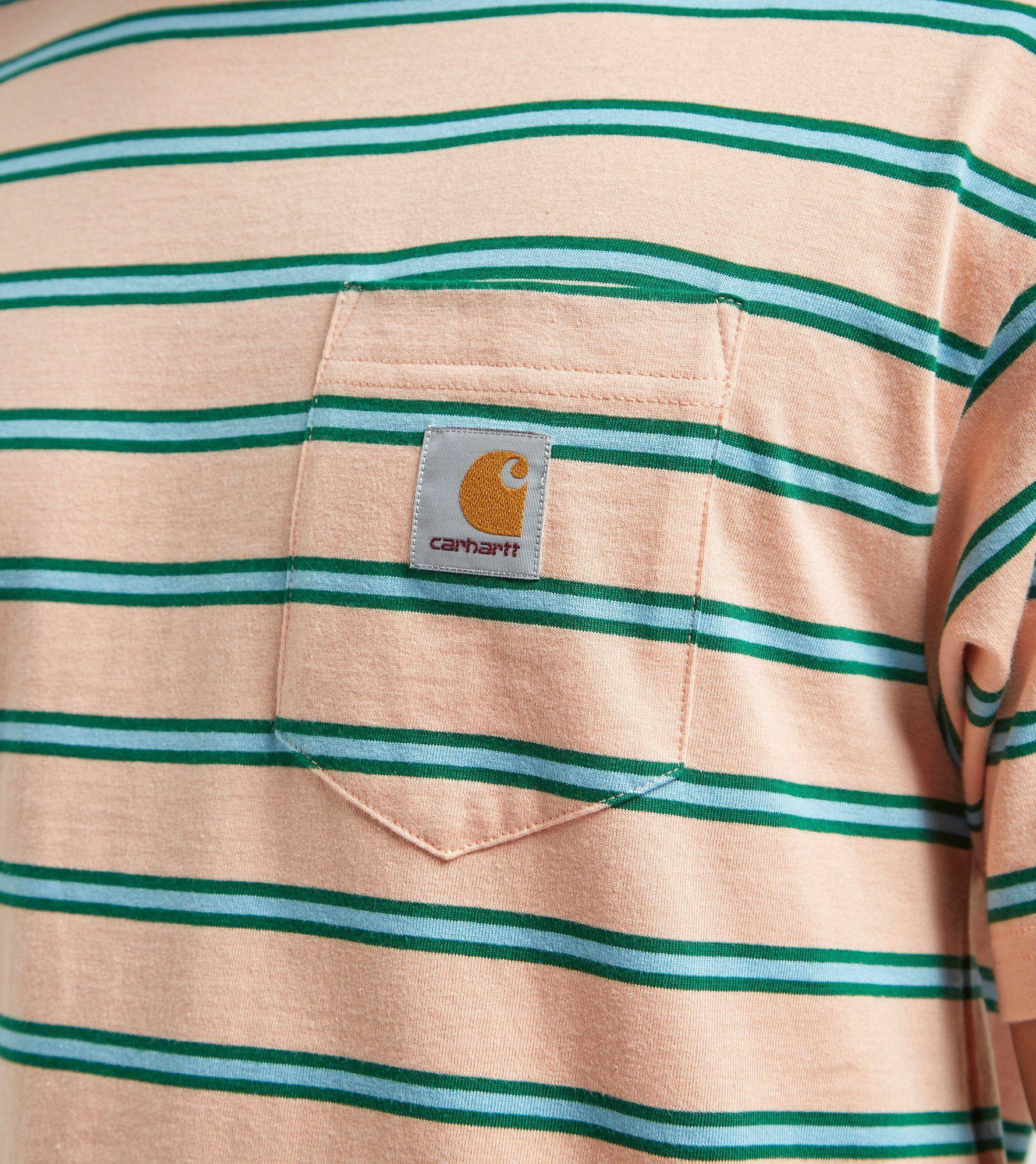 Carhartt WIP Houston Stripe T-Shirt